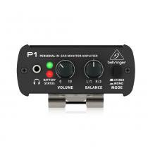 Amplificador P/ Fones Behringer Powerplay P1 - PC0009 -