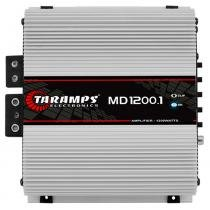 Amplificador Taramps Md1200.1 Digital 1 Canal 1200w - 1 Ohm -