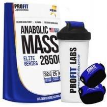 Anabolic Mass 28500 - 3 kg - Profit - Chocolate -