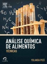 Analise quimica de alimentos - Elsevier editora