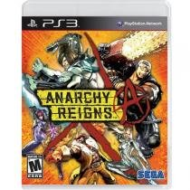 Anarchy Reigns - PS 3 - Sony