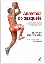 Anatomia do basquete - Manole