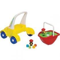Andador Bebe Passeio Didatico Merco Toys -