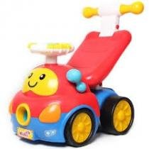 Andador e carrinho infantil bebe motoca 2 em 1 com som e luz winfun - Yes toys