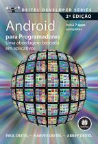 Android para programadores - 2ª ed - 9788582603383 - Bookman (artmed)