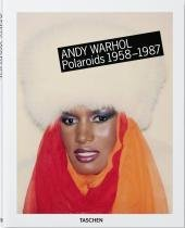 Andy warhol, polaroids 1958-1987 - Taschen do brasil