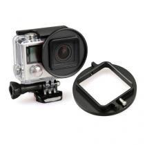 Anel adaptador GoPro para Filtros UV e CPL - 58mm - Greika