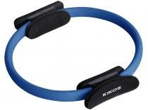 Anel de Pilates Kikos AB3127 Tonificador - Azul e Preto