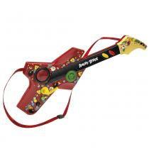 Angry Birds Guitarra Radical - Fun Divirta-se - Angry Birds