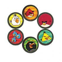 Angry Birds Relógio Lança Discos - FUN -