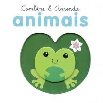 Animais - combine e aprenda - Yoyo books (nobel)