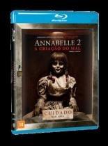 Annabelle 2 - A Criação do Mal - Warner home video