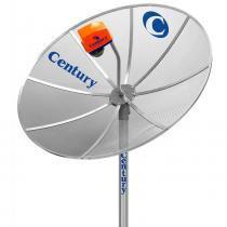 Antena century 1.70m multiponto sem receptor -