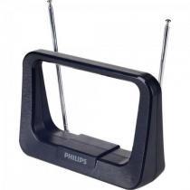 Antena Digital Interna HDTV/UHF/VHF/FM SDV1126X/55 Preta PHILIPS -