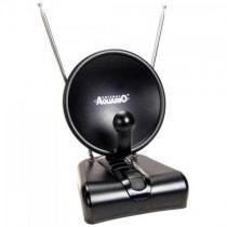 Antena digital vhf/uhf/fm/hdtv tv-500 aquario -