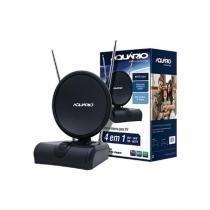 Antena interna digital tv 500 aquário - Aquarios