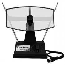 Antena Interna p/ TV VHF / FM / UHF - TV 350 Aquário - Aquario