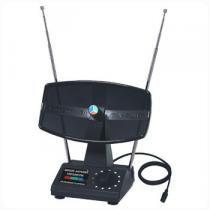 Antena interna para tv uhf vhf fm com 5 fases Gimp