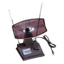 Antena interna tv com seletor uhf/vhf/fm tv350 aquario - Aquario
