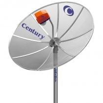 Antena parabólica 1,5 m century monoponto -