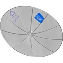 Antena parabolica junior 1,50m para parede albrax -