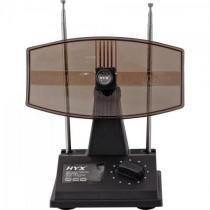 Antena vhf/uhf/fm interna uvfi102 preta hyx -