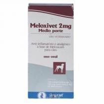 Anti-Inflamatório Duprat Meloxivet 120 Comprimidos - 2 mg - Duprat