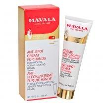 Anti-Spot Cream for Hands Mavala - Creme Rejuvenescedor para Mãos - 30ml - Mavala