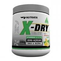 Antioxidante X-DRY - Nutrata Suplementos - 200g - Abacaxi c/ Hortelã -