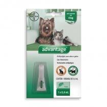 Antipulgas Bayer Advantage Para Cães até 4 Kg - Bayer