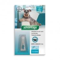 Antipulgas Bayer Advantage Para Cães de 4 a 10 Kg - Bayer