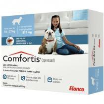Antipulgas comfortis 810mg para cães de 18 a 27kg - elanco - Elanco