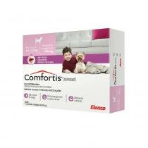 Antipulgas Comfortis Elanco 140 mg para Cães de 2,3 a 4 Kg e Gatos de 1,9 a 2,7 Kg - Elanco