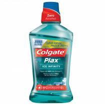 Antisséptico bucal colgate plax ice infinit 500ml -