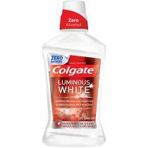 Antisséptico Bucal Colgate Plax Luminous White 500ml -