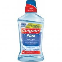 Antisséptico Bucal Colgate Plax Soft Mint Leve 500 ml Pague 350 ml -