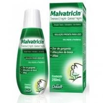 Antisséptico Bucal Malvatricin 250ml -