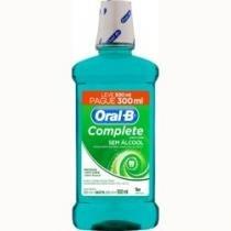 Antisséptico bucal oral-b bucal complete hortelã 500ml - Oral b