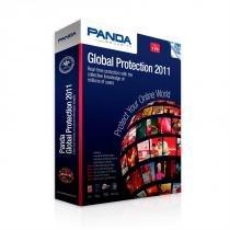 Antivírus Global Protection 2011 (1 PC) PANDA - Panda Security