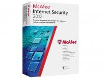 Antivírus Internet Security 2012 - McAfee