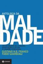 Antologia Da Maldade - Zahar - 952831