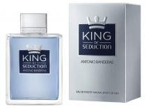 Antonio Banderas King of Seduction - Perfume Masculino Eau de Toilette 200ml