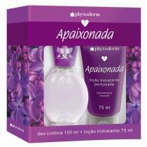 Apaixonada Phytoderm - Feminino - Deo Colônia - Perfume + Loção Hidratante - Phytoderm