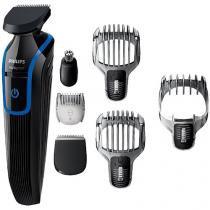 Aparador de Barba 18 Niveis de Ajuste - Philips Multigroom - Função 7 em 1
