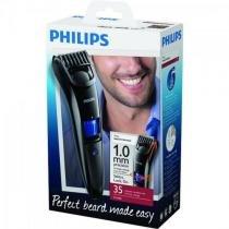 Aparador de barba qt4000/15 bivolt preto philips -