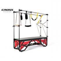 Aparelho Cross Pilates Cadillac Trapezio - Dumbbellblack