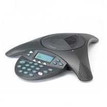 Aparelho de Audioconferência SoundStation 2 com Visor 0140 - Polycom - Polycom