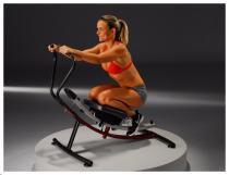 Aparelho de ginástica ab glider sport + guia de alimentação - Proform