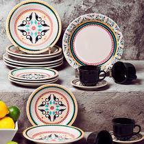 Aparelho de Jantar Chá Café 30 peças Oxford Luiza - Oxford Daily