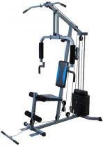 Aparelho De Musculação Estação Exercício Ginastica Academia Com 45kgs Mor -